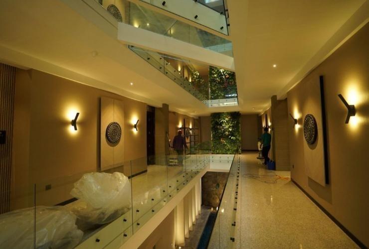 De Lobby Suite Hotel Batu - Interior