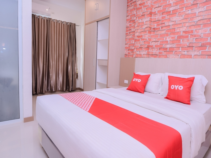 OYO 2018 Ring Road Guest House Syariah Banda Aceh - Guestroom S/D