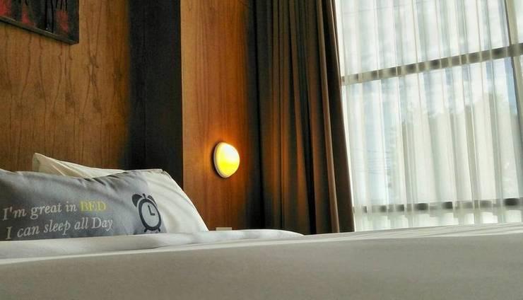 Ekon Hotel Yogyakarta - bedroom