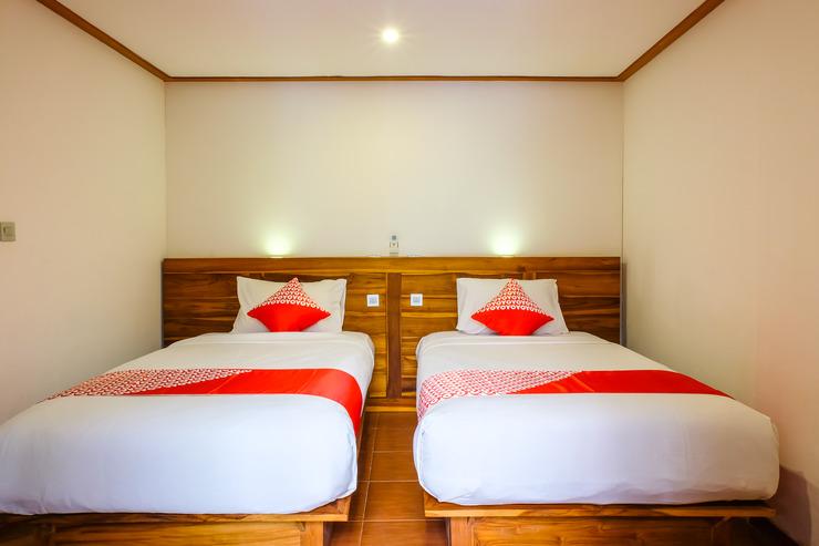 OYO 1099 Bandini Riverside Cottage Lombok - Bedroom