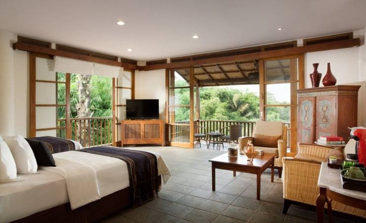 Novus Giri Resort & Spa Puncak - Kamar Suite dengan pemandangan lembah