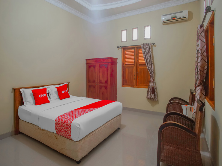 OYO 89999 Hotel Bumi Kedaton Resort Bandar Lampung - Bedroom