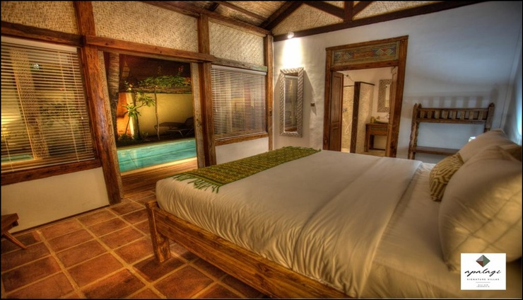 Apalagi Villas Lombok - room