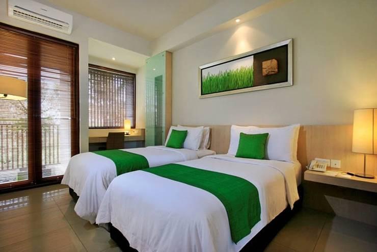 Kokonut Suites Bali - Tempat Tidur Twin