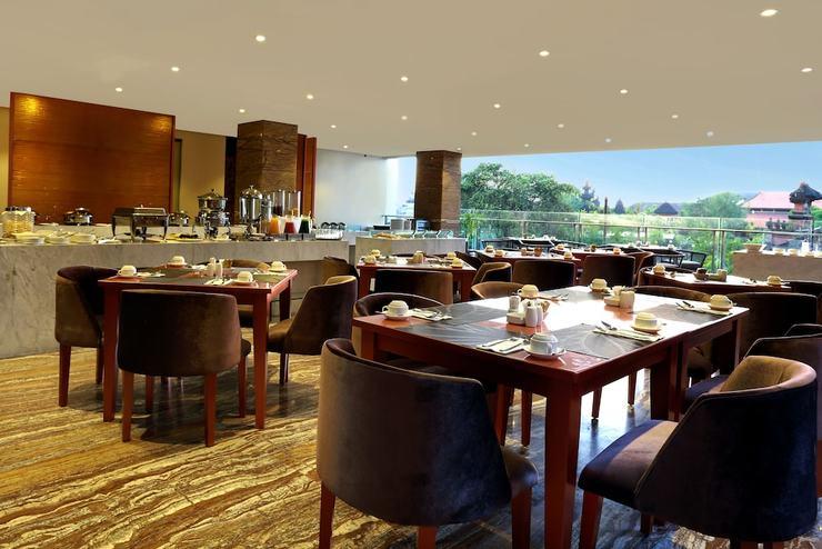 Mega Boutique Hotel and Spa Bali - Restaurant