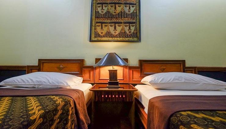 Hotel Wisnugraha Yogyakarta - Room