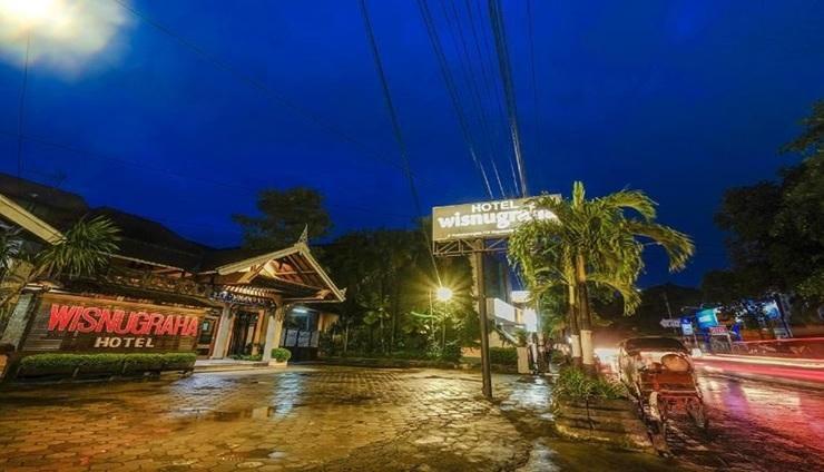 Hotel Wisnugraha Syariah Yogyakarta - Exterior