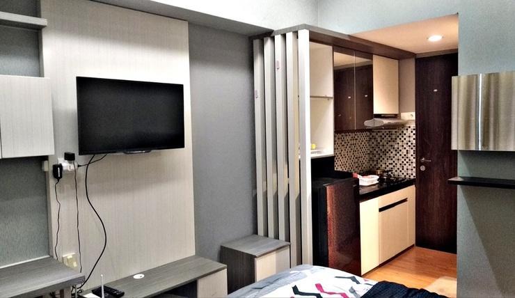 Hapukh Room at Serpong Green View Apartment South Tangerang - Interior