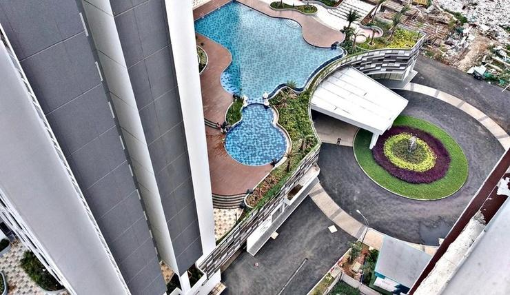 Hapukh Room at Serpong Green View Apartment Tangerang Selatan - Exterior