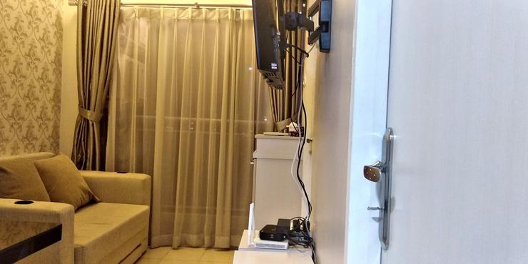 Hapukh Room at Serpong Green View Apartment South Tangerang - Ruang Tamu