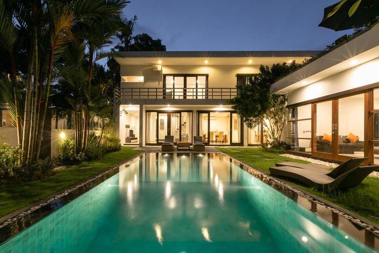 Villa Laguna Bali - Pool
