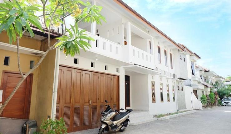 Simply Homy Guest House Jogokaryan Yogyakarta - Exterior