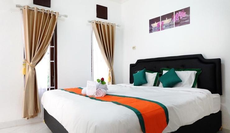 Simply Homy Guest House Jogokaryan Yogyakarta - Room