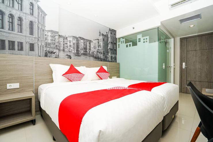 Collection O 11 Life Style Surabaya Surabaya - Bedroom