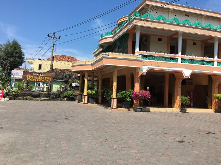 Hotel Gandung Yogyakarta - Exterior