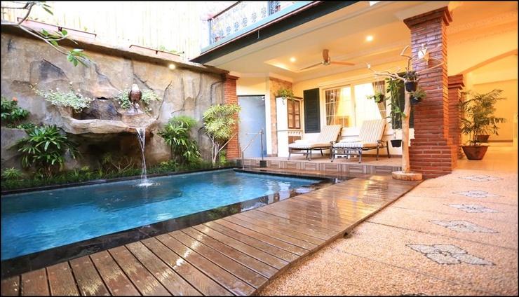Menzel Villa Nusa Dua Bali - Exterior