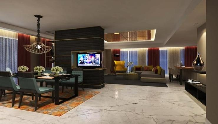 Emersia Hotel And Resort Batusangkar Tanah Datar - Interior