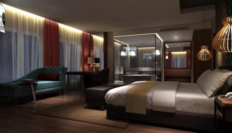 Emersia Hotel And Resort Batusangkar Padang - Room