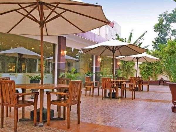 Hotel New Saphir Yogyakarta - Sekitar Hotel