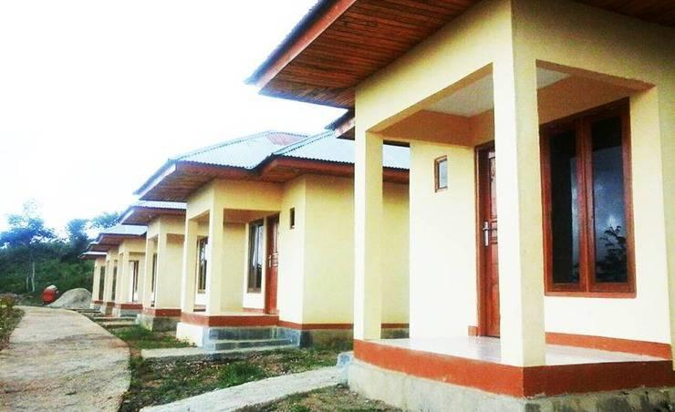 Villa Alam Flores Manggarai - Eksterior
