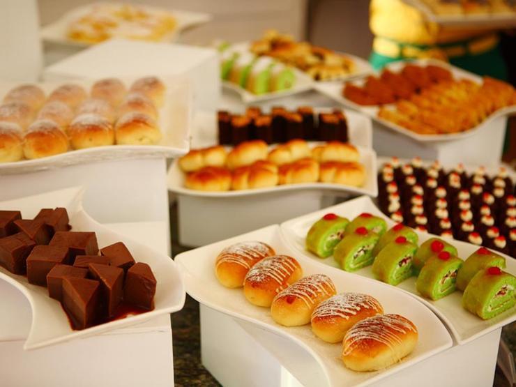Sensa Hotel  Bandung - Pastry