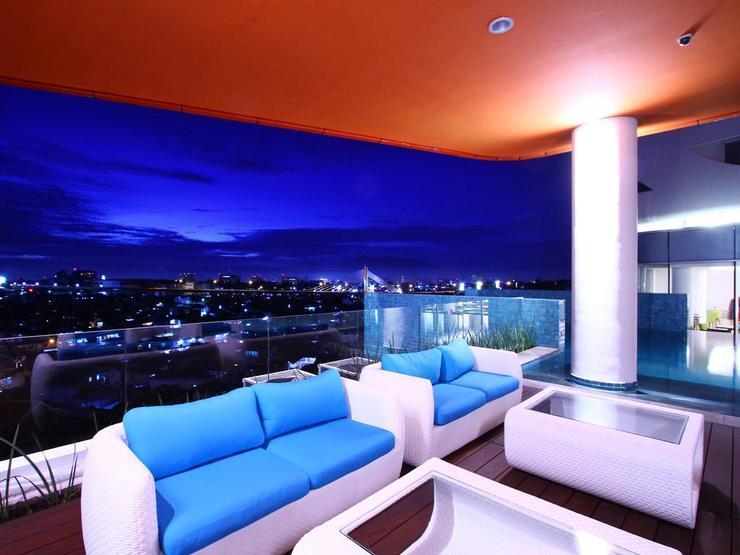 Sensa Hotel  Bandung - Lounge
