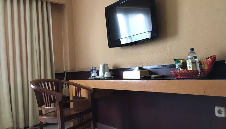 Violand Garden Hotel Samarinda - Fasilitas Kamar