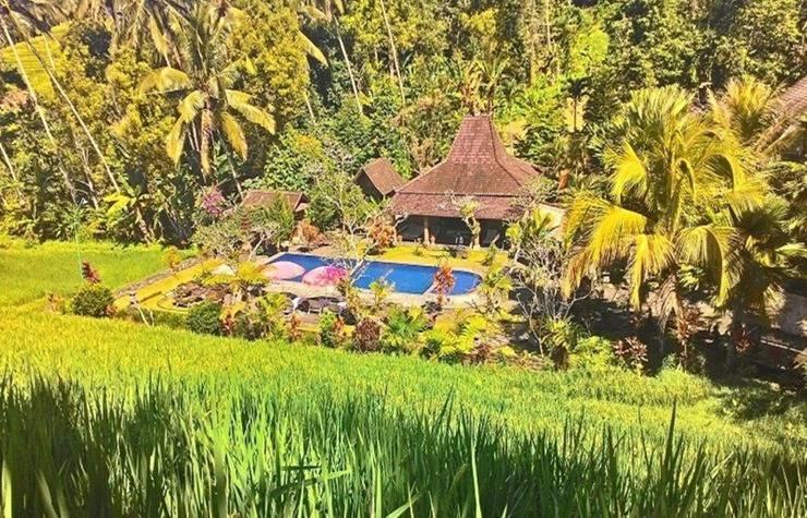 Kebun Villas Bali - Eksterior