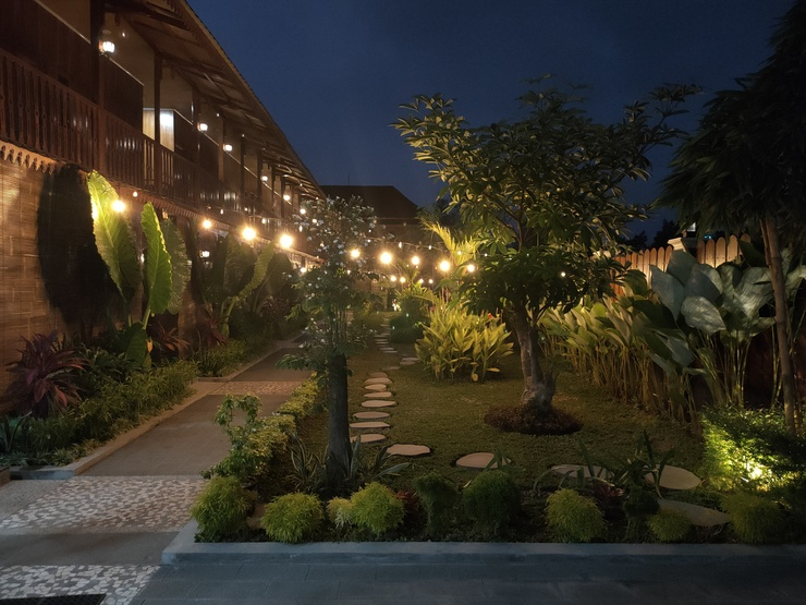 d'Omah Afi Yogyakarta - Lobby
