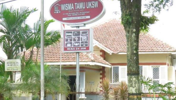 Harga Hotel Wisma Tamu UKSW (Salatiga)