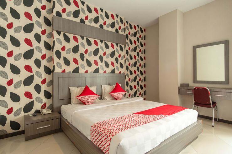 OYO 727 Merlion Hotel Medan - Bedroom D/D
