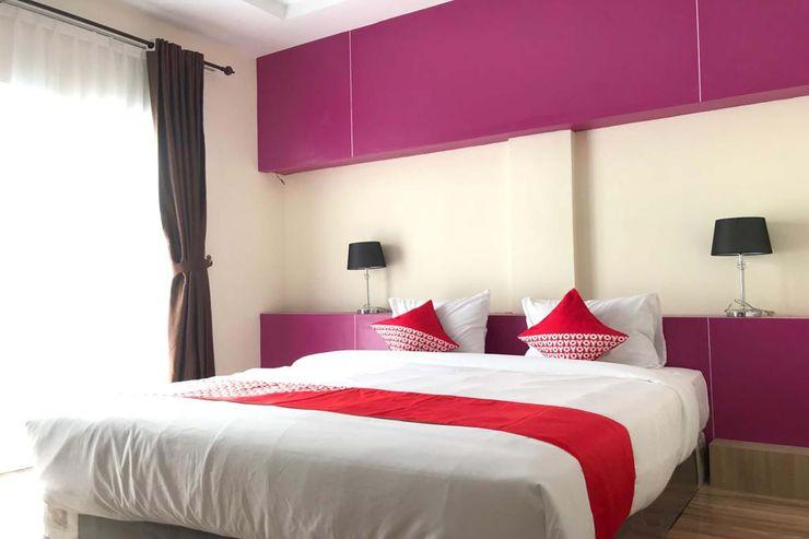 OYO 727 Merlion Hotel Medan - Bedroom S/D