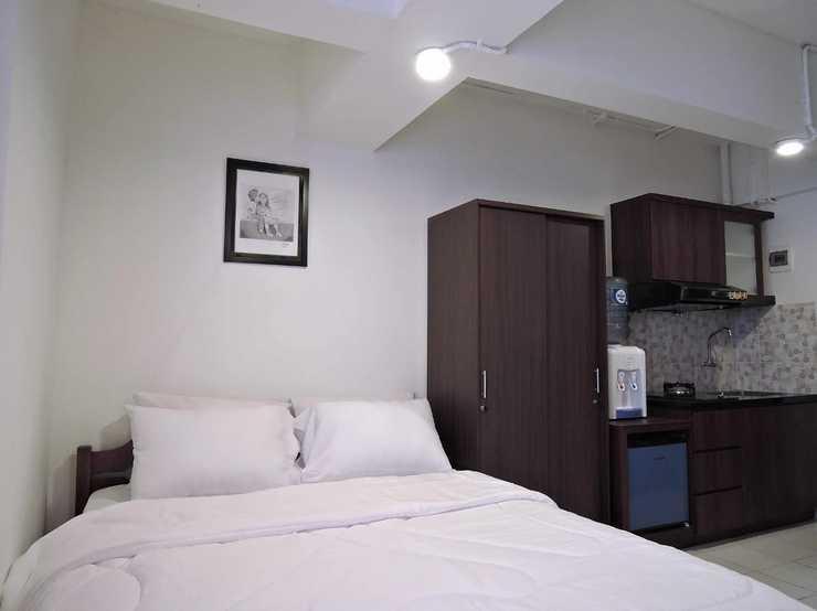 Apartment Jarrdin Cihampelas by R2 Residence Bandung - Guest room