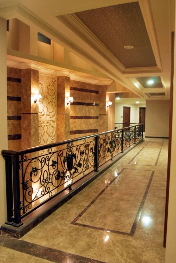 Apple Green Hotel Batu Malang - Hallway