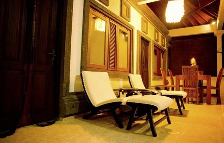 Villa Shantia Bali - Interior