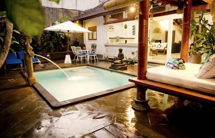 Villa Shantia Bali - Kolam Renang