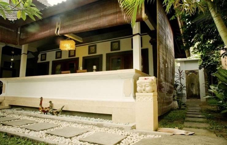 Villa Shantia Bali - Eksterior