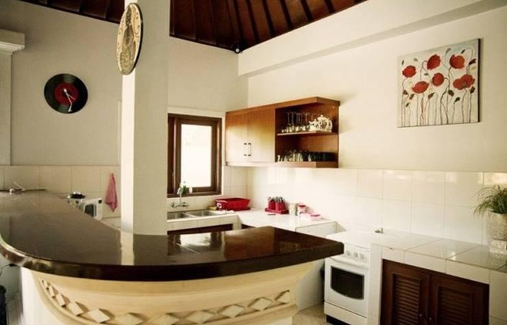 Villa Shantia Bali - Dapur