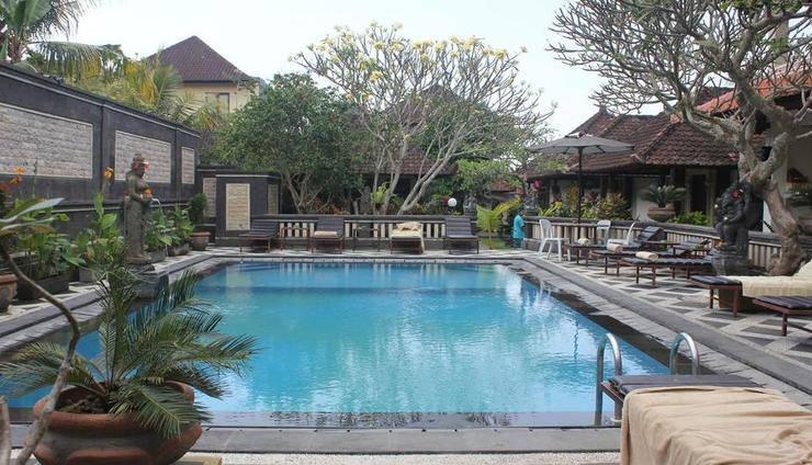 Sagitarius Inn Bali - Kolam Renang