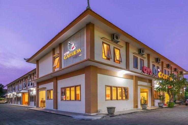 OYO 1117 New Garuda Hotel Bali - Facade