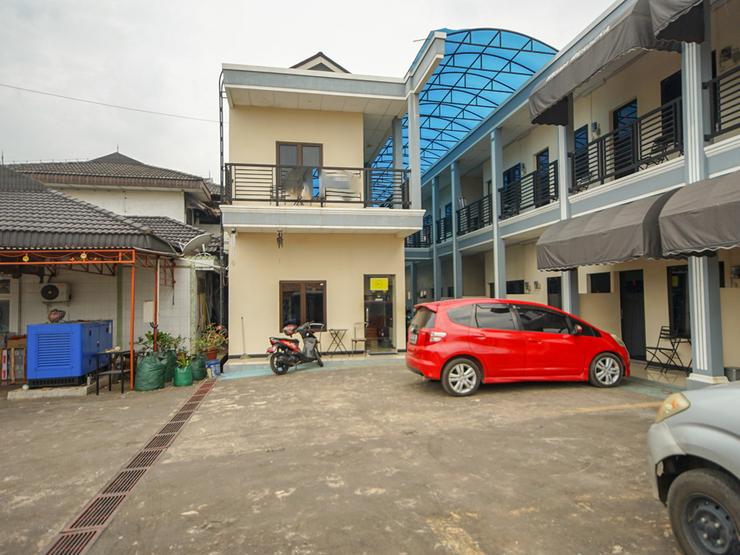 Wisma Merdeka Syariah Palembang - facade