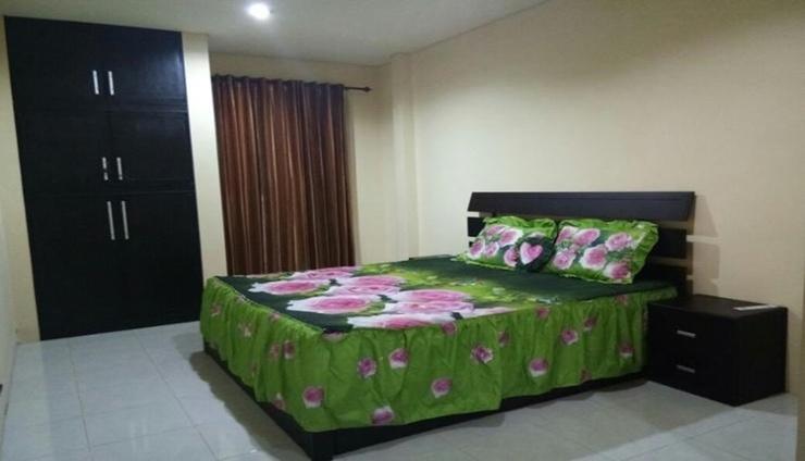 Villa Iggy Batu Malang - Bedroom