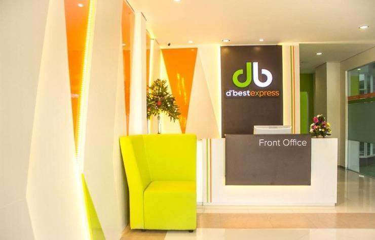 Dbest Express Hotel Bandung - Lobi