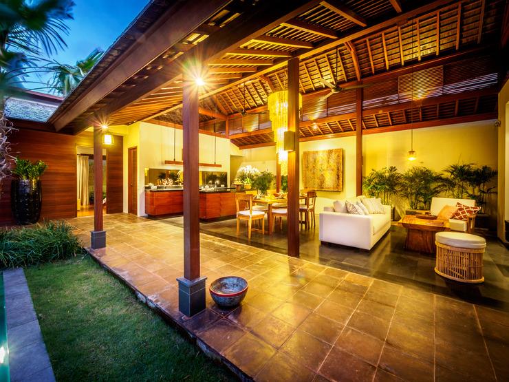 Villa Cempaka Bali - Dining Room