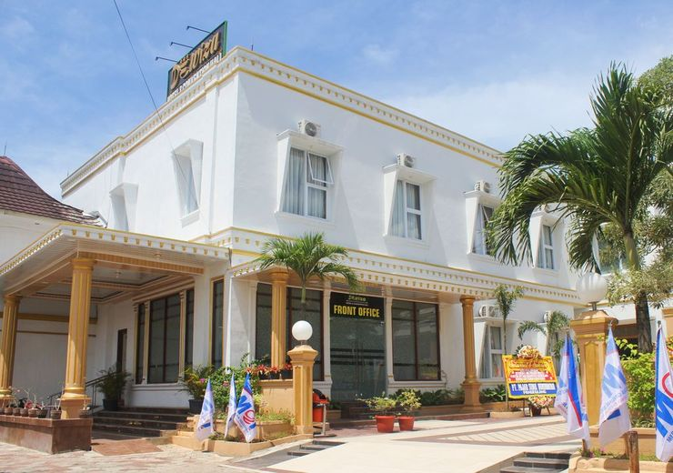 DEWIZA HOTEL & CONVENTION HALL Serang - Facade