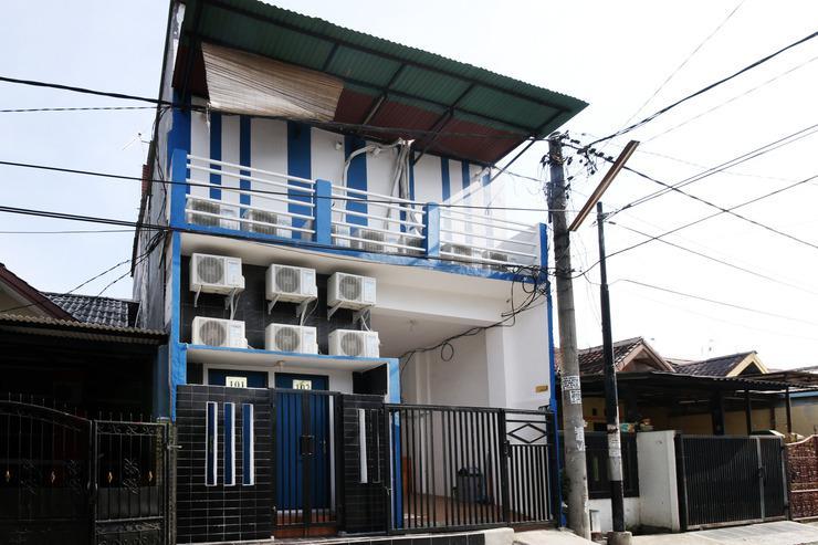 Airy Eco Syariah Bandara Soetta Perumahan Bandara Mas Satu Tangerang - Exterior