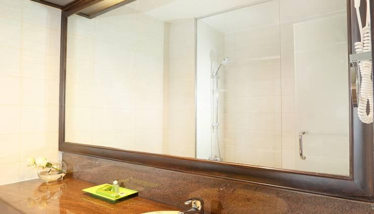 Goodway Hotel Batam - Kamar mandi
