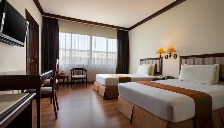 Goodway Hotel Batam - Kamar Superior Twin
