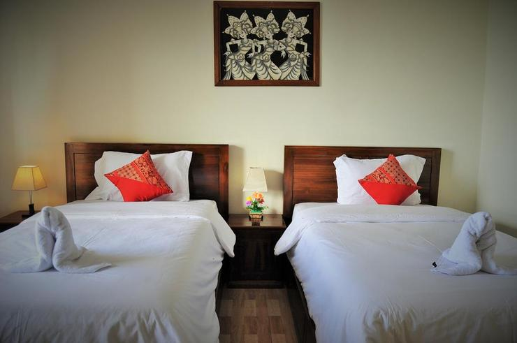 D'Artha Cottage Bali - Guest room