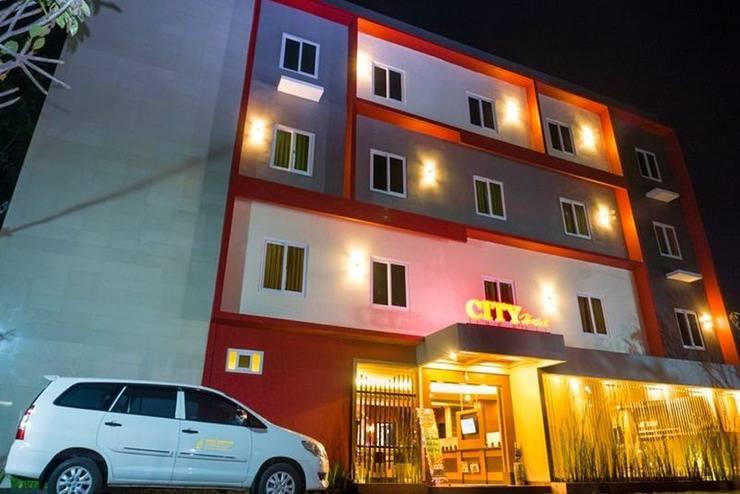 City Hotel Mataram - Eksterior